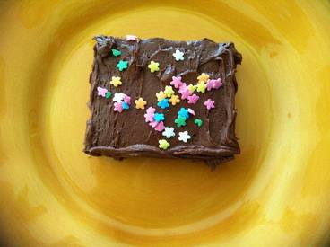 Brownie Sponge Prank!