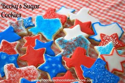 Betsy's Sugar Cookies!