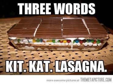 National Lasagna Day!