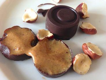 Hazelnut Creme' Chocolates!