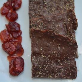 Kampot Pepper Chocolate Bark!