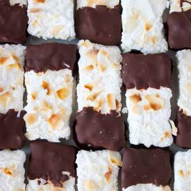 Chocolate Coconut Mallows!