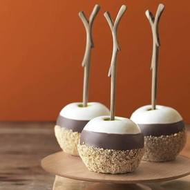 Fall Fancy Candy Apples!
