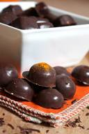 Orange Creme Filled Chocolates!