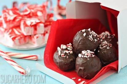 Hot Chocolate Truffles!