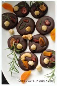 Chocolate Mendiants!