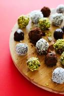 Mashed Potato Chocolate Truffles!