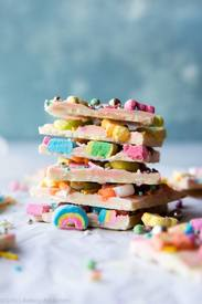 Lucky Charms Bark!