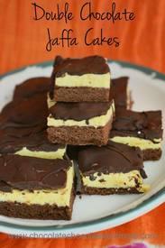 Flourless Double Chocolate Jaffa Cakes!