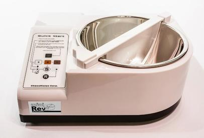 Introducing The New Chocovison Min Rev Chocolate Tempering Machine!!