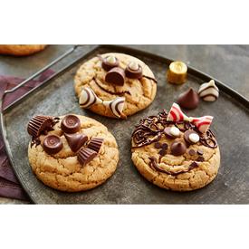 Pb Face Cookies!