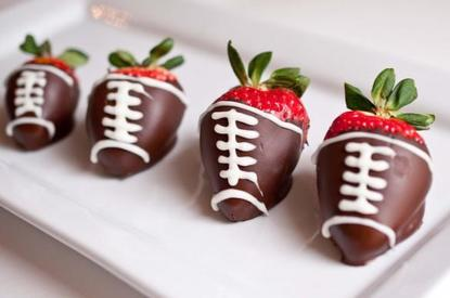 Superbowl Sweets!!