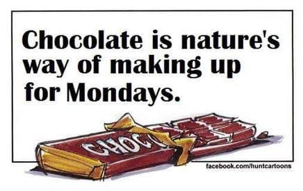 Not Just Mondays!