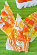 Candy Corn Bark!