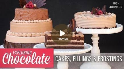Exploring Chocolate Cakes!