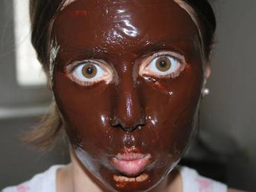 Chocolate Face Mask?