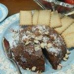 Chocolate Hazelnut Ricotta Spread!