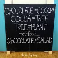 Chocolate Logic!