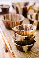 How To Make Chocolate Cups!