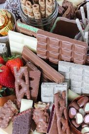 Epic Chocolate Platter!