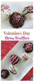 Valentine's Day Oreo Truffles!