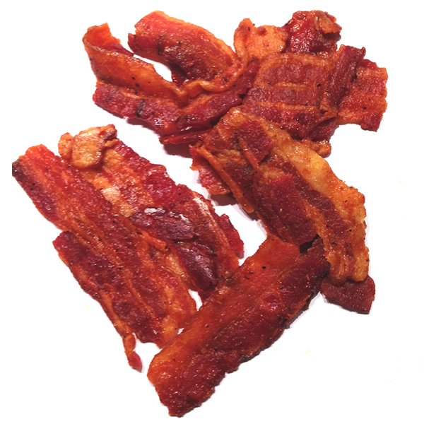 Sriracha jerky close
