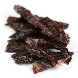Honey Peppered Jerky!