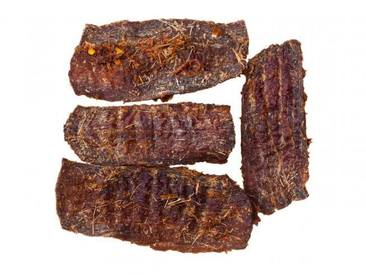 Smoked Hamburger Jerky!