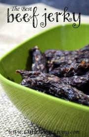 Best Beef Jerky Recipe!