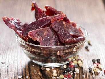 Hot & Spicy Jerky!