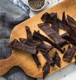 Bloody Mary Beef Jerky!