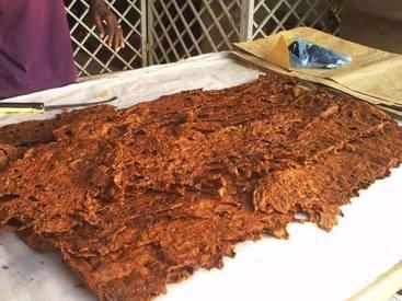 Kilishi Nigerian Beef Jerky!