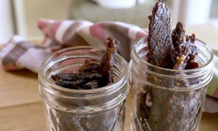 Asian & Bbq Beef Jerky!