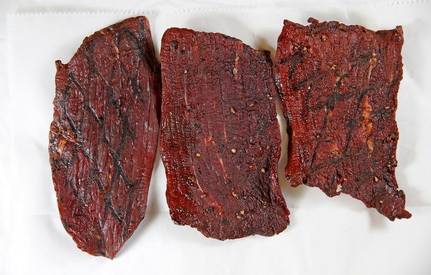 Simple Oven Baked Jerky!