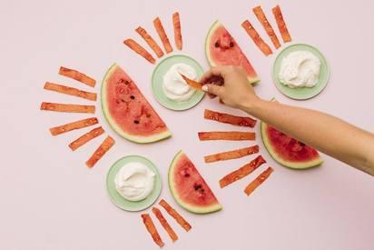 Watermelon Jerky!