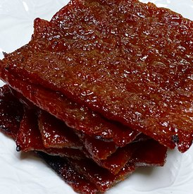 Chinese Pork Jerky!