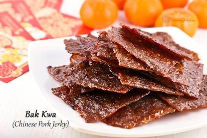 Bak Kwa Pork Jekry!
