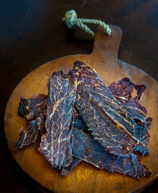 Korean Beef Jerky!