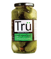 Tru Pickles Kosher Dills - Trü Original Kosher Whole Dill Pickles (32 oz jars)