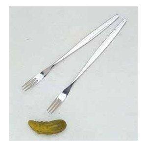 Pickle Forks - Stainless Steel Pickel Fork (2pc Set)