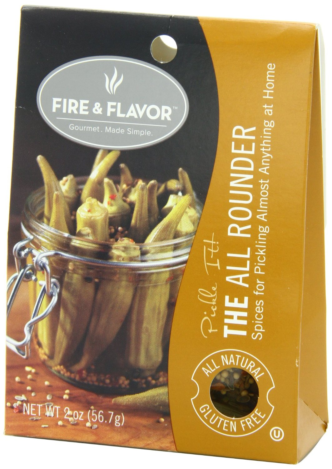 Fire flavor all rounder pickling spice