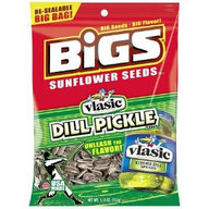 BIGS Pickle Flavor Dill Flavored Sunflowers Seeds (5.35 oz Bag)