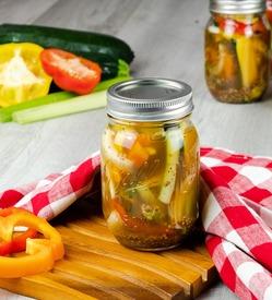 Instant Pot Pickled Vegetables!