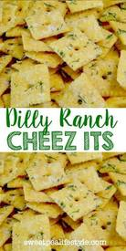 Dilly Ranch Cheeze-its!