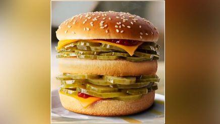 Mcpickle Burger!