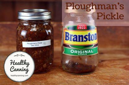 Ploughman's Pickle!