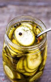 Spicy Beer Pickles!