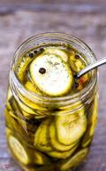 Spicy Beer Pickles!
