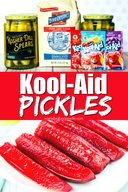 Kool-aid Pickles!