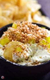 Fried Pickle Dip!